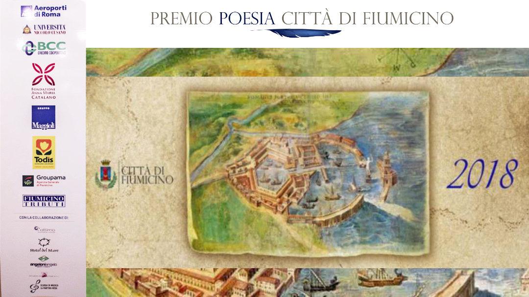 Premio Poesia 2018 Città di Fiumicino